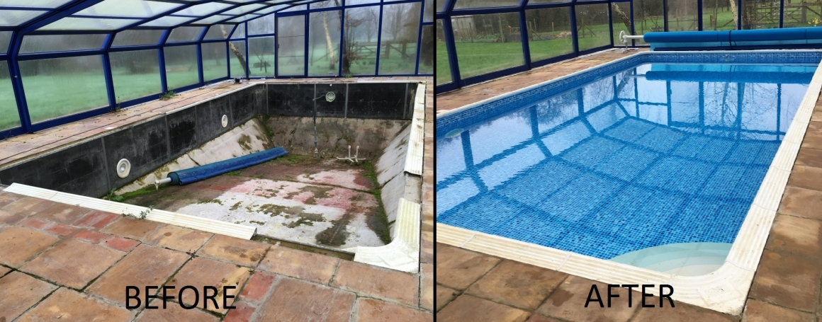 Swimming Pool Liners Swimming Pool Refurbishment