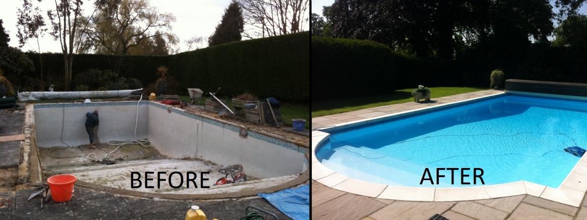 East Grinstead Swimming Pool - modern house